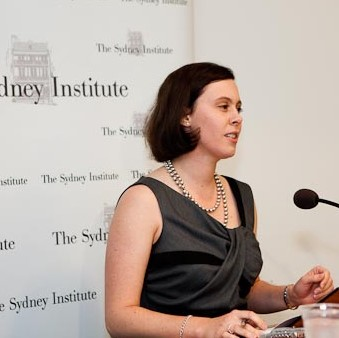 Mary kissel the sydney institute for Mary kissel