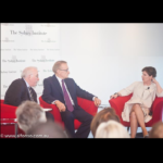 Bob Carr in conversation with Gerard Henderson and Jacquelynne Willcox