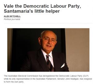 vale the democratic
