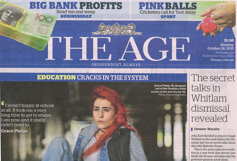 The Age Whitlam Conspiracy27102015
