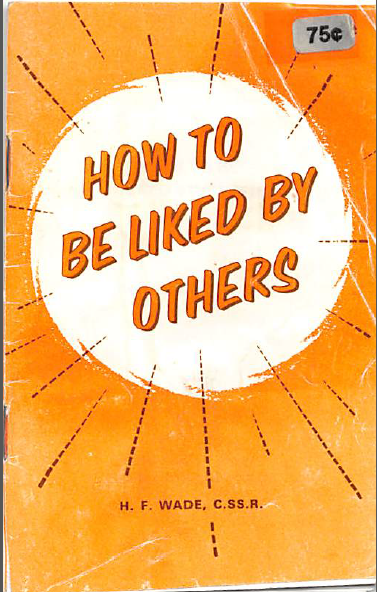 how to be liked by others