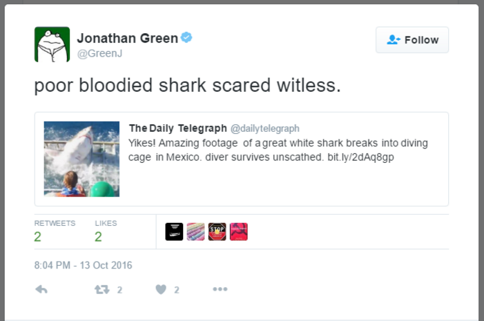 jonathan-green-shark-tweet