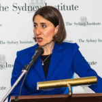 The Sydney Institute Annual Dinner 2018 Gladys Berejiklian