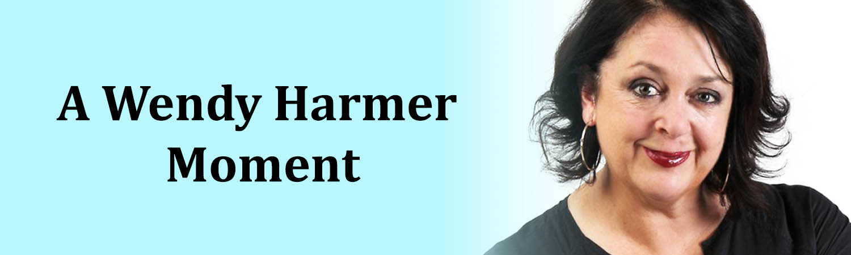 Wendy Harmer Moment