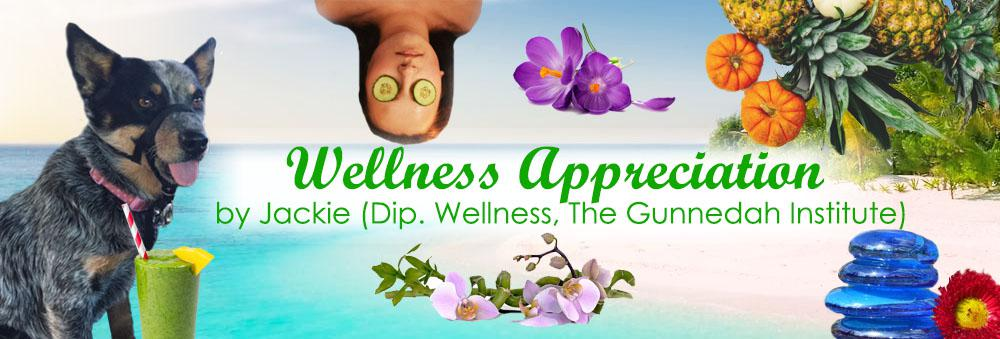 Wellness Appreciation by Jackie