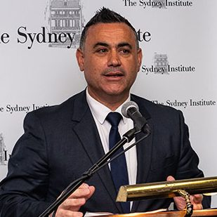 John Barilaro The Sydney Institute