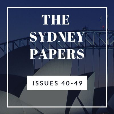The Sydney Papers Issues 40-49