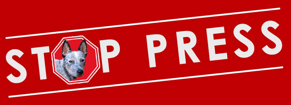 STOP PRESS Heading